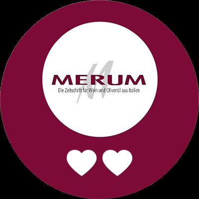 Merum - 2 cuori per il Brunello di Montalcino Corte dei venti